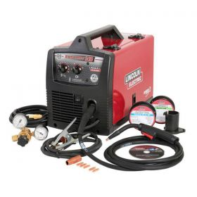 Easy MIG 140 120v AC Compact Welder LEastwood K2697 1