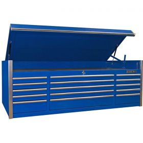 Extreme Tools 72IN Pro Top Chest Blue EX7215CHBL