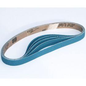 Norton 80 Grit Blue Fire 1/2 x 18 Sanding Belts