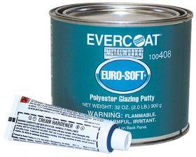 Eurosoft Glazing Putty 1.25#