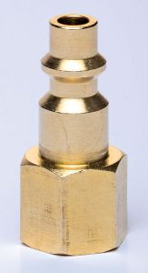 1/4 Inch FNPT Type-M Male Coupler