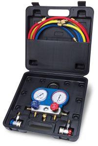 Fairmount Tools Air Conditioning Manifold Gauge Set