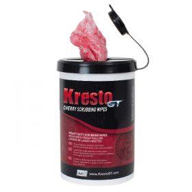Kresto GT Cherry Turbo Heavy Duty Scrubbing Wipes
