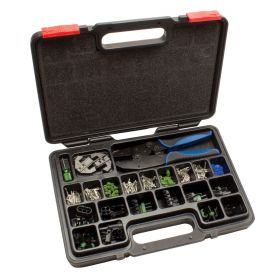 Eastwood Crimp-Right Weather Pack Connector Crimping Kit
