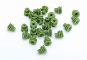 Eastwood Crimp-Right 25 Piece Silicone Wire Seal for 18-20 Gauge Wire