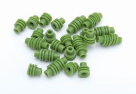 Eastwood Crimp-Right 30 Piece Silicone Wire Seal for 16-18 Gauge Wire