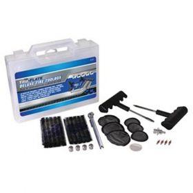 Tru-Flate Deluxe Tire Box 46 Piece Kit