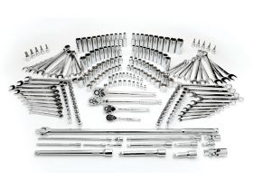 Eastwood 213 Piece Master Mechanic Tool Set