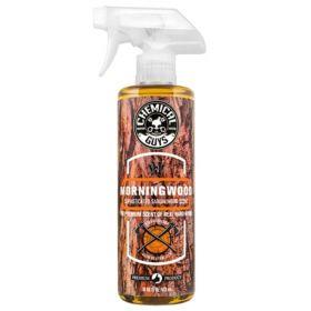 Chemical Guys AIR23016 Morning Wood Sophisticated Sandalwood Scent Air Freshener & Odor Neutralizer 16oz