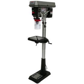 """JET 15"""" Floor Model Drill Press 115V 1Ph J-2500"""