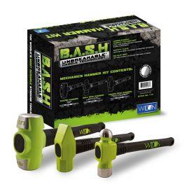 Wilton B.A.S.H® Mechanics Hammer Kit