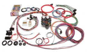 Painless Classic Customizable Chevy Pickup Harness (1963-1966) - 19 Circuits