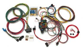 Painless Classic Plus Customizable GM Pickup Truck Chassis Harness (1967-1972) - 28 Circuits