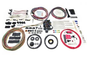25 Circuit - Pro Series - Key In Dash – Grommet Firewall Pass-Through
