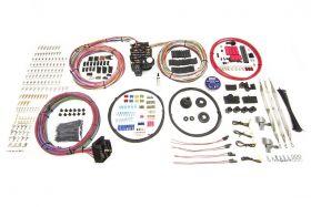 Painless 25 Circuit Harness - Pro-Series - Key In Dash  - Bulkhead