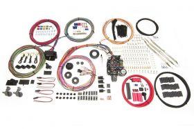 25 Circuit - Pro Series Truck - Key In Dash - Bulkhead Firewall Pass-Through