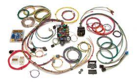 24 Circuit Classic-Plus Customizable 1967-68 Camaro/Firebird Harness