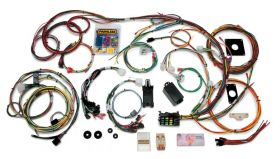 22 Circuit Direct Fit 1965-66 Mustang Chassis Harness