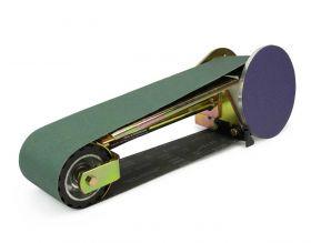 "Multitool 4"" x 48"" Belt, 7"" Disc - Grinder Attachment"