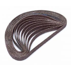 Eastwood 1/2x18 Aluminum Oxide Abrasive Belts