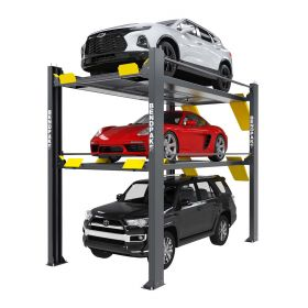 BendPak HD-973PX - Tri-Level Parking Lift - Special Order - Extended Length - High Lift - 9,000 lb. & 7,000 lb. Capacity 5175267