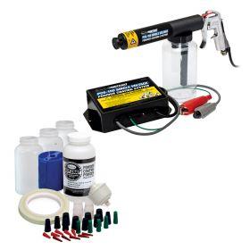 PCS-150 Single Voltage Powder Coating Gun Starter Kit