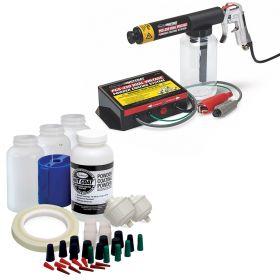 Eastwood PCS-250 Dual Voltage Powder Coating Gun Starter Kit