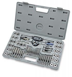 eastwood 60 piece metric standard tap die set