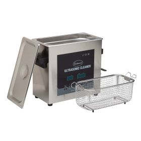 Eastwood 6L Heated Ultrasonic Cleaner with Degas