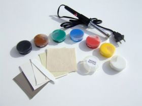 Vinyl And Dashboard Repair System