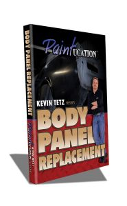 Paintucation Body Replacement Panel DVD Kevin Tetz