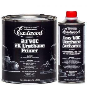 Eastwood Low VOC Gray Urethane Primer and Activator