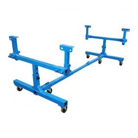 Autotwirler Body Cart Plus Powder Coated Blue