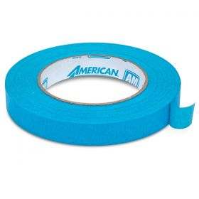 3/4in x 180ft Blue Crepe Tape