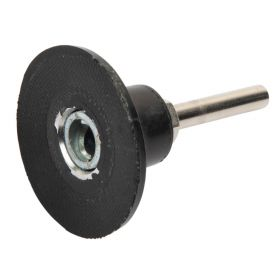 "Precision Abrasives 2"" x 1/4"" Arbor Quick Change Disc Holder - Type R"