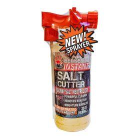 Berkebile 2+2 Salt Cutter, Wash Neutralizer with sprayer, 32oz