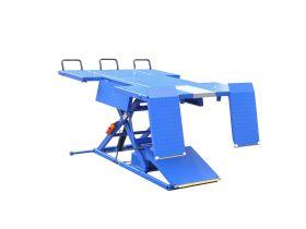 Tuxedo Distributors Electric-Hydraulic UTV Lift w/Integrated Motor & Retractable Ramp U-2200IEH-XR