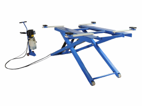 Tuxedo Distributors 6000 lb Mid-Rise Scissor Lift MR6K-48X