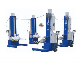 Tuxedo Distributors 18K Mobile Column Lift X 4 (72K) - ALI Certified MSC-18K-X-472