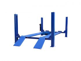 Tuxedo Distributors 12000 lb Four Post Lift - Cable Driven FP12K-K