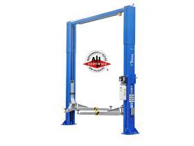 Tuxedo Distributors 12000 lb - iDEAL Two Post Clear Floor Lift - ALI Certified TP12KSC-DX