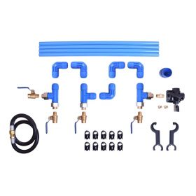 Rapid Air Fastpipe 1 in. Cooling Kit, 30 ft. F28092
