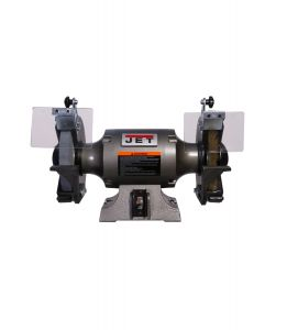 """JET Tools JBG-8W, 8"""" Shop Bench Grinder with Wire Wheel 577128"""