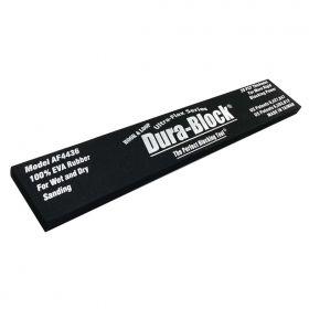 "Dura-Block 16"" Ultra-Flex Sanding Block Hook & Loop 16""L x 2-5/8""W x 9/16"" AF4436"