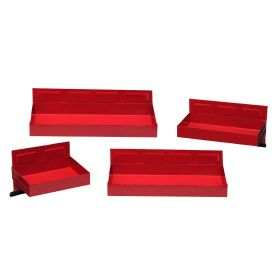 GRIP 4 PC. MAGNETIC TOOL BOX TRAY 67447