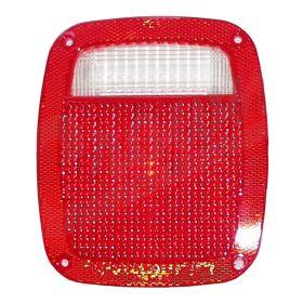 Crown Automotive Tail Light Lens J8129642