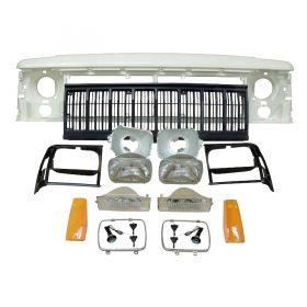 Crown Automotive Header Panel Kit 55054945K