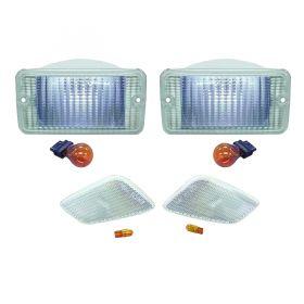 Crown Automotive Parking & Side Marker Light Kit RT28015