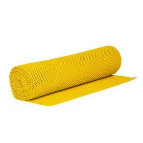 Viper Storage Viper Tool Storage Non-Adhesive, Non-Slip Drawer Liner, 18-Inch x 12-Feet, Yellow VLIN