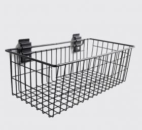 "Viper Storage Viper Tool Storage 24"" x 12"" Slatwall Basket VSW2412BASK"
